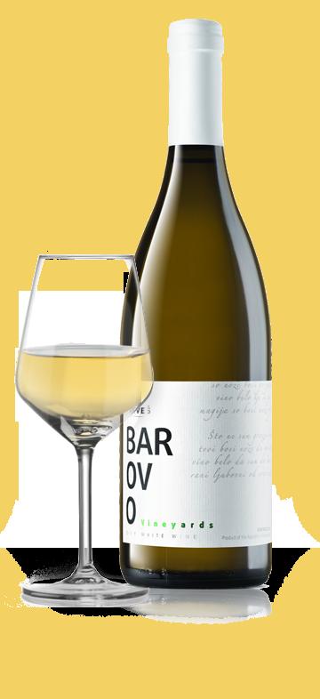 Barovo – 2012 Terroir Wine