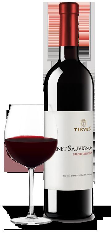 Cabernet Sauvignon – 2012 Special Selection