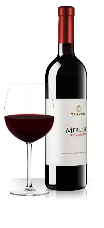 Merlot – 2012 Special Selection